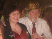 My friends Michael James and Shirley Ruth Caron