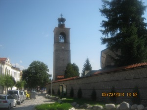 Church Bansko