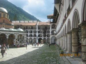 Ria Monastery