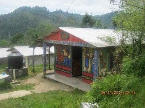 1st house