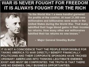 Gen Smedley Butler